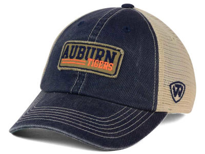 Auburn Tigers Top of the World NCAA Roadtrip Trucker Cap