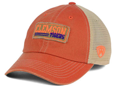 Clemson Tigers Top of the World NCAA Roadtrip Trucker Cap