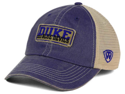 Duke Blue Devils Top of the World NCAA Roadtrip Trucker Cap