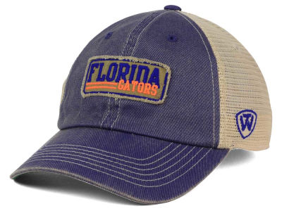 Florida Gators Top of the World NCAA Roadtrip Trucker Cap