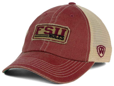 Florida State Seminoles Top of the World NCAA Roadtrip Trucker Cap