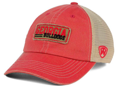 Georgia Bulldogs Top of the World NCAA Roadtrip Trucker Cap