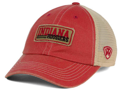 Indiana Hoosiers Top of the World NCAA Roadtrip Trucker Cap