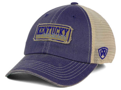 Kentucky Wildcats Top of the World NCAA Roadtrip Trucker Cap