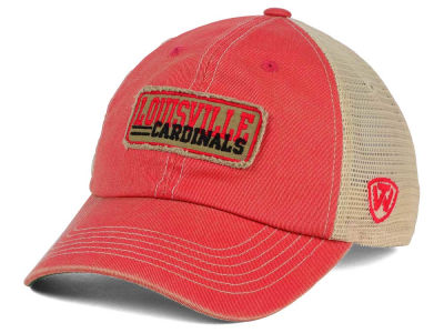 Louisville Cardinals Top of the World NCAA Roadtrip Trucker Cap