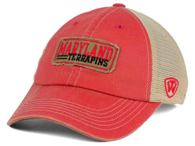 Maryland Terrapins Top of the World NCAA Roadtrip Trucker Cap