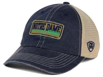 Notre Dame Fighting Irish Top of the World NCAA Roadtrip Trucker Cap