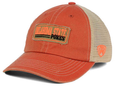 Oklahoma State Cowboys Top of the World NCAA Roadtrip Trucker Cap