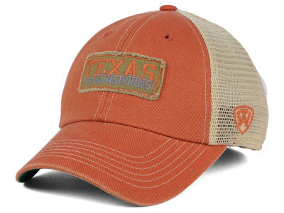 Texas Longhorns Top of the World NCAA Roadtrip Trucker Cap