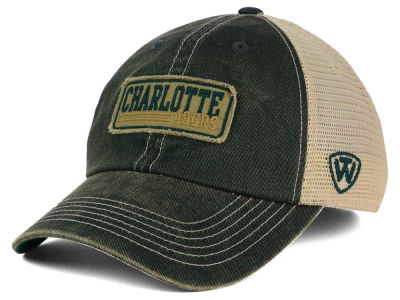 Charlotte 49ers Top of the World NCAA Roadtrip Trucker Cap