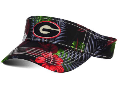 Georgia Bulldogs Top of the World NCAA Cove Visor