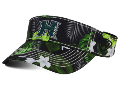 Hawaii Warriors Top of the World NCAA Cove Visor