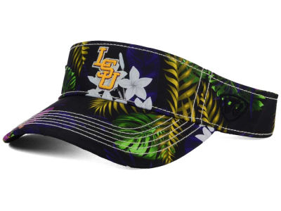 LSU Tigers Top of the World NCAA Cove Visor