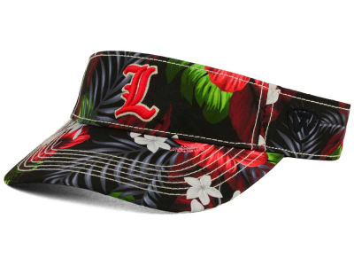 Louisville Cardinals Top of the World NCAA Cove Visor
