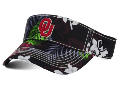 Oklahoma Sooners Top of the World NCAA Cove Visor