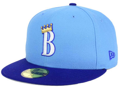 Burlington Royals New Era MiLB AC 59FIFTY Cap