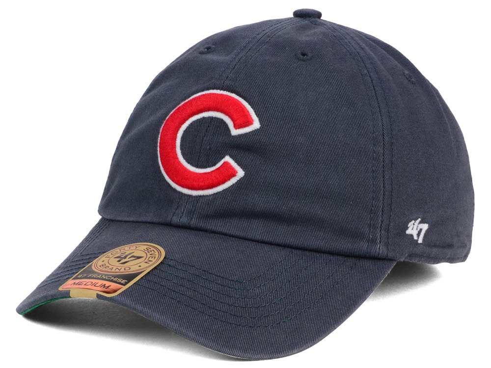 44fb3d66696 Chicago Cubs  47 MLB  47 FRANCHISE Cap