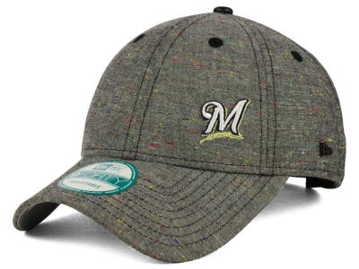 Milwaukee Brewers New Era MLB Nep Tunes 9FORTY Cap