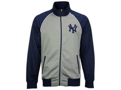New York Yankees GIII MLB Men's Throwback Track Jacket