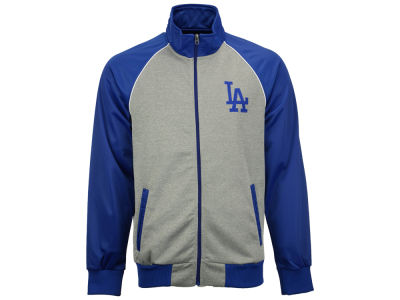 Los Angeles Dodgers GIII MLB Men's Throwback Track Jacket