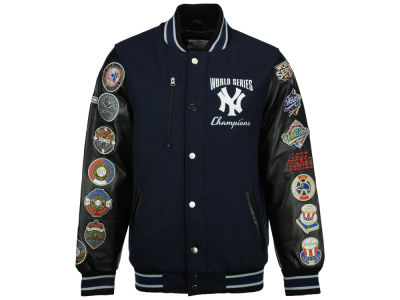 New York Yankees GIII MLB Men's Lineage Commemorative Jacket