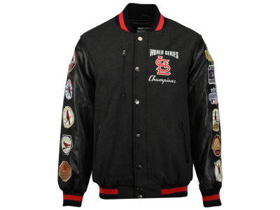 St. Louis Cardinals GIII MLB Men's Lineage Commemorative Jacket