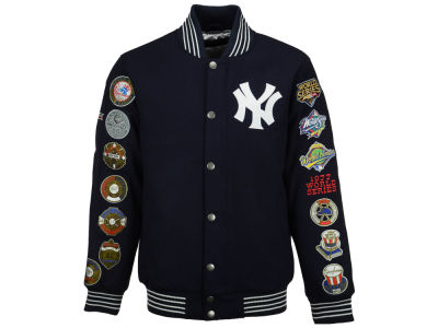 New York Yankees GIII MLB Men's Dynasty Commemorative Jacket