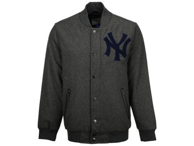 New York Yankees GIII MLB Men's Prestige Varsity Jacket