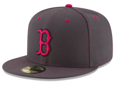 Boston Red Sox New Era 2016 MLB Mothers Day 59FIFTY Cap