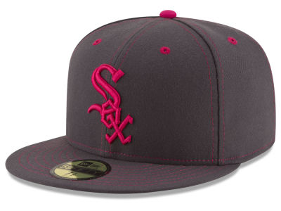 Chicago White Sox New Era 2016 MLB Mothers Day 59FIFTY Cap