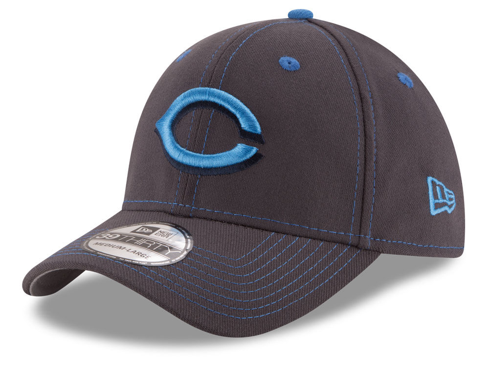 b811697797d ... coupon code for cincinnati reds new era 2016 mlb fathers day 39thirty  cap 8d064 f9e43