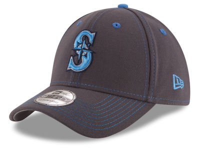 Seattle Mariners New Era 2016 MLB Fathers Day 39THIRTY Cap