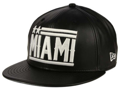 Miami Two Star 9FIFTY Snapback Cap
