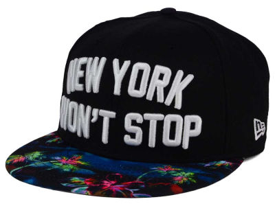 New York Won't Stop 9FIFTY Snapback Cap