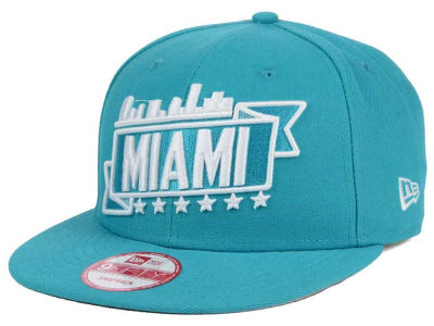 Miami Skyline 9FIFTY Snapback Cap