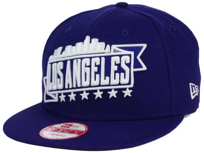 Los Angeles Skyline 9FIFTY Snapback Cap