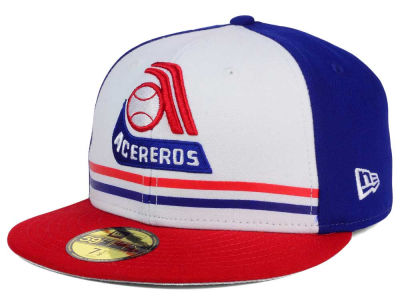 Acereros de Monclova New Era 2016 LMB Retro Collection 59FIFTY Cap
