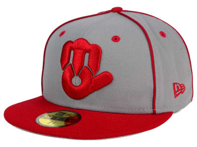 Diablos Rojos del Mexico New Era 2016 LMB Retro Collection 59FIFTY Cap