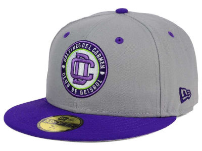 Delfines de Ciudad del Carmen New Era 2016 LMB Retro Collection 59FIFTY Cap