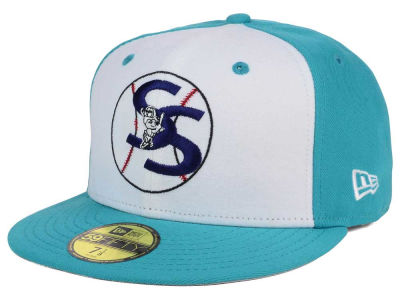 Saraperos de Saltillo New Era 2016 LMB Retro Collection 59FIFTY Cap