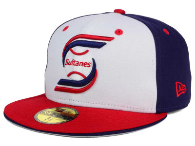 Sultanes de Monterrey New Era 2016 LMB Retro Collection 59FIFTY Cap