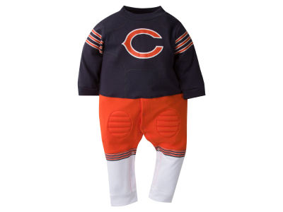 Chicago Bears NFL Newborn Footysuit