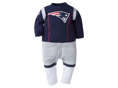 New England Patriots NFL Newborn Footysuit