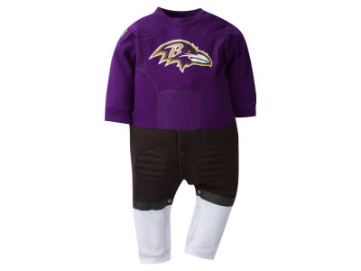 Baltimore Ravens NFL Newborn Footysuit