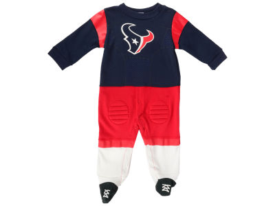 Houston Texans NFL Newborn Footysuit