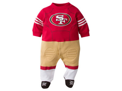 San Francisco 49ers NFL Infant Footysuit