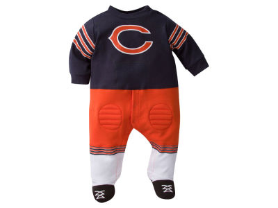 Chicago Bears NFL Infant Footysuit