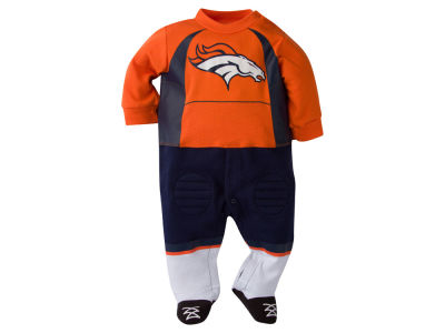 Denver Broncos Gerber NFL Infant Footysuit