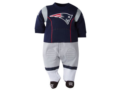 New England Patriots NFL Infant Footysuit