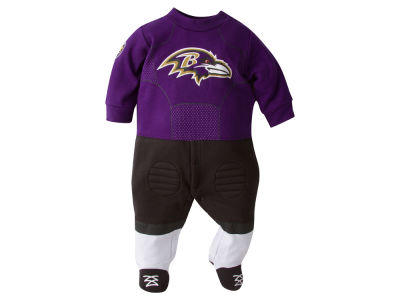 Baltimore Ravens Gerber NFL Infant Footysuit
